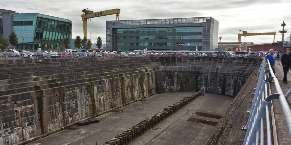 Titanic Dry Dock